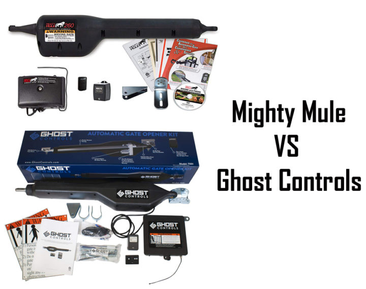 Mighty Mule vs Ghost Controls