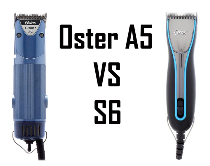 Oster A5 Vs A6